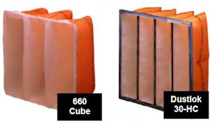 Dustlok Cube Line MERV 9