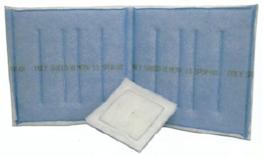 Poly Shield XI 3-ply Panel MERV 11